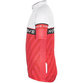 Northwave Logo Kid 3 Jersey SS white-red-black